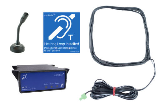 IL-K200 Under the Counter Loop System