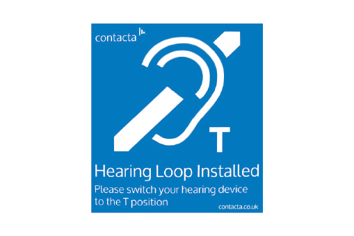 IL-SN01 Hearing Loop Signs