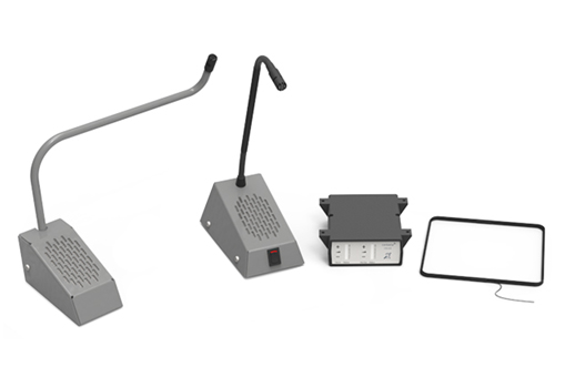STS-K035 STS-K035 Curved Microphone System