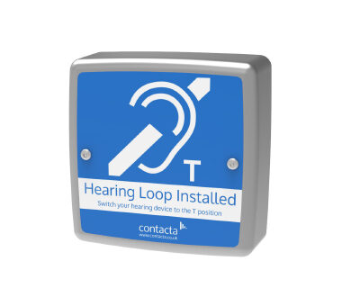 Hearing Loop for Door Entry Systems